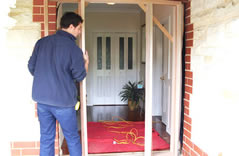 Repairs to all styles of doors including sliding doors