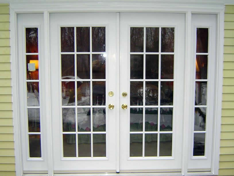 French Doors - External