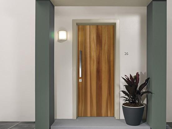 External Door Shiplap