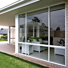 Repairing aluminium window so they slide and open easily