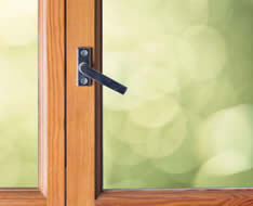 Repairs to all kinds of wooden window latches and locks