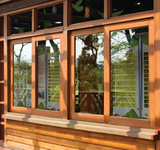 wooden windows that rattle and need repair