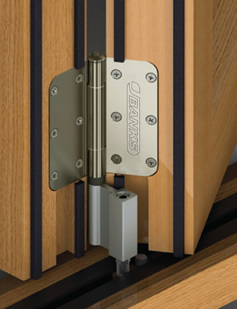 Repairs for wooden and aluminium bi-fold doors