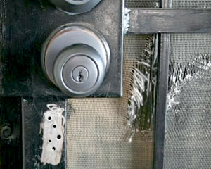 Security door repairs - all styles and brands of security doors