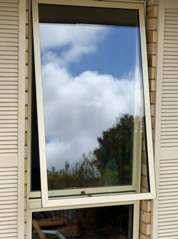 Aluminium window replacement and installation