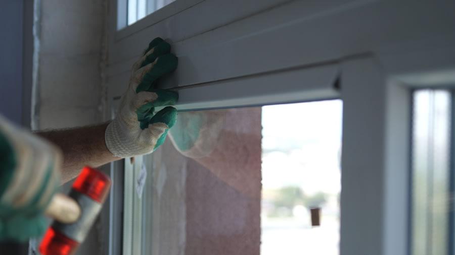 Aluminium window remodeling and renovations