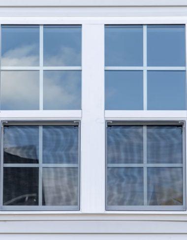 Single & double hung sash windows