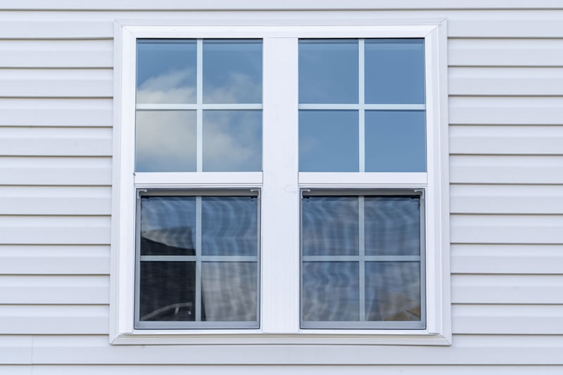 Single & double hung sash windows