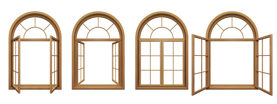 Endless window remodelling options