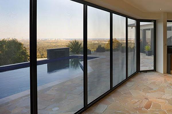 Invisi-guard window security screens