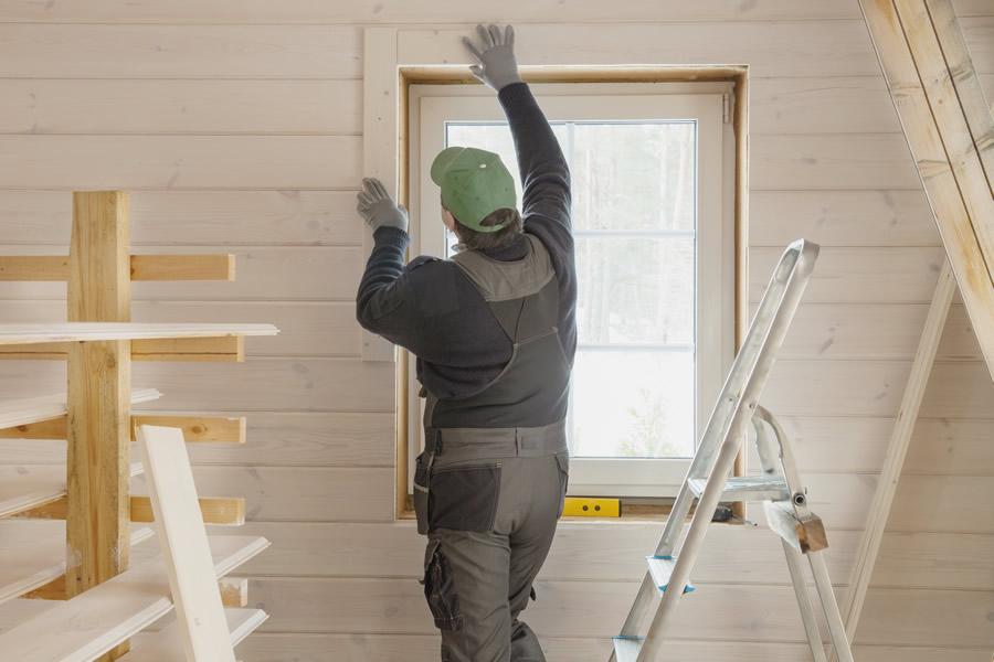Replacing a timber window