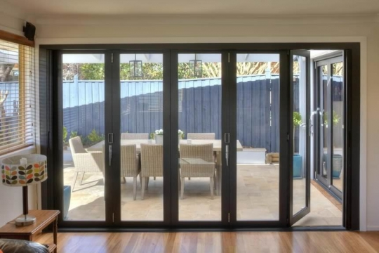 Bi-fold door - new home 2 - closed