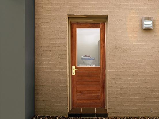 External Door Backdoor