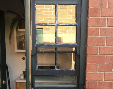Replace & Restore Heritage Window Frame