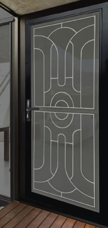 Secure your house with great looking security doors and security screens : doors and - pezcame.com