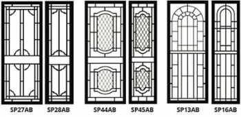 security doors and screens - style set 3
